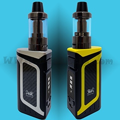 How to use X16 80W MOD with X16 Tank electronic vape