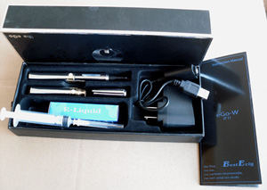 MEGA eGo-W e-cigarette kit