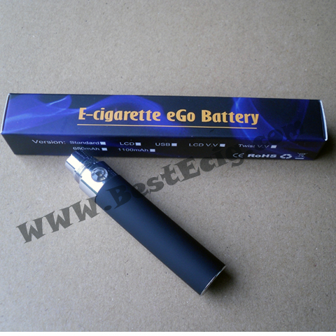 eGo 650mAh battery package