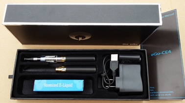 eGo CE4 cartomizer package
