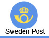 Sweden post airmail