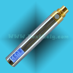 how to use eGo/ego-c/ego-t/ego-w led battery