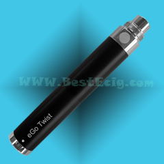 eGo Twist battery