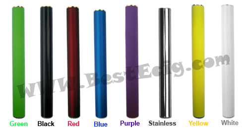 510 mini e-cig MEGA electronic automatic battery colorful