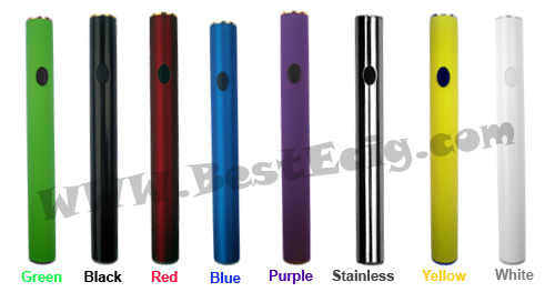 510 mini e-cig MEGA Manual battery colorful