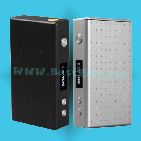 User manual|how to use Cloupor GT 80W MOD