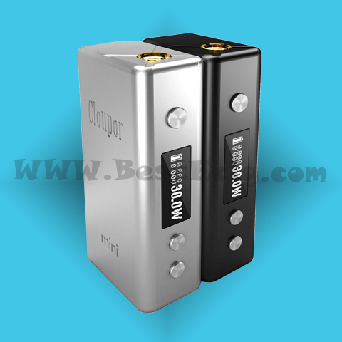 How to use Cloupor mini box mod