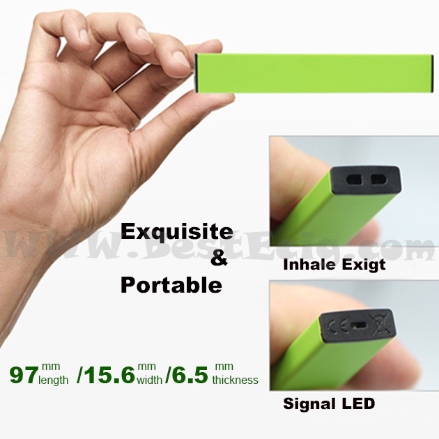 Benefits of Mini Disposable Pod Vape Pen