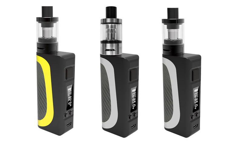 Pisces A5 tank with 85W pisces Box MOD