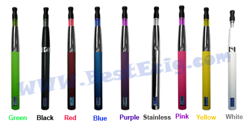 LCD display eGo+ plus MEGA e-cigarette starter kit