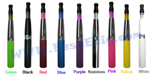 eGo plus clearomizer kit colorful