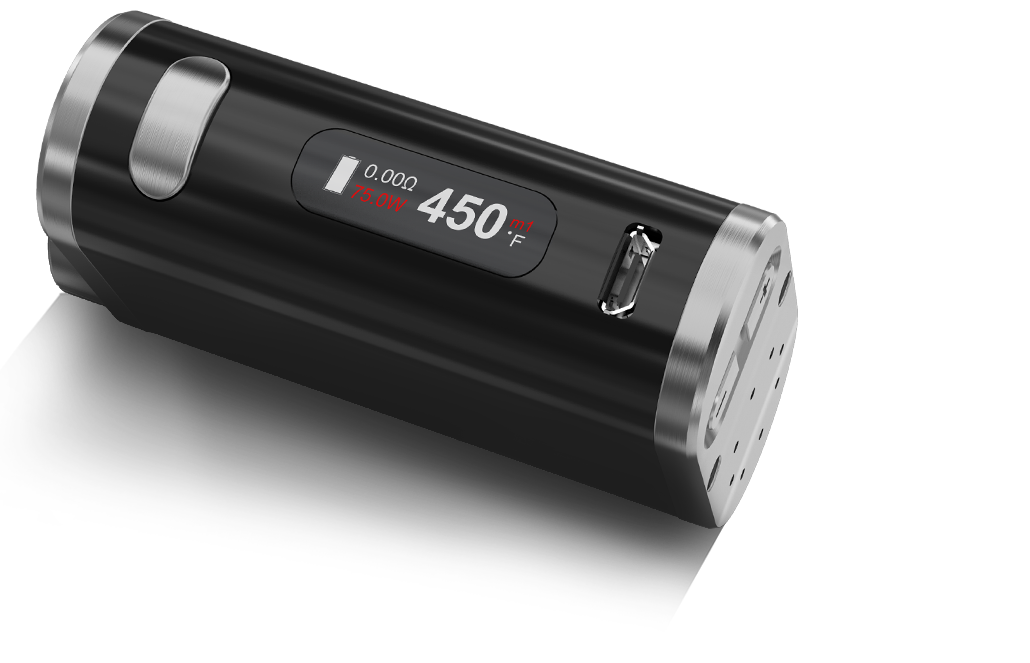 what is iStick Pico 75W box mod